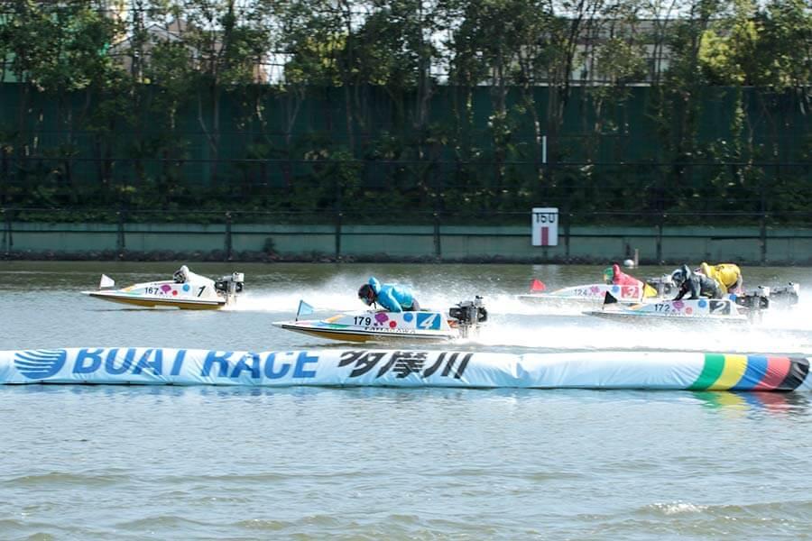 多摩川競艇場で勝つための予想マニュアル!特徴と傾向を徹底分析