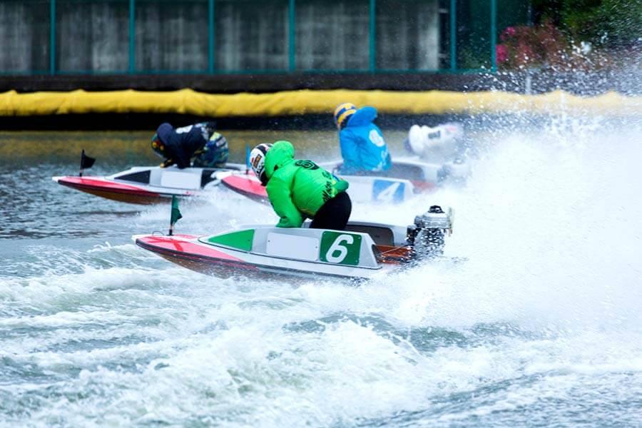 競艇は危険が常に伴う危険な競技