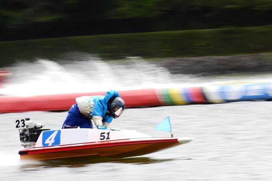 ボートの動力となるモーターの性能もとても重要