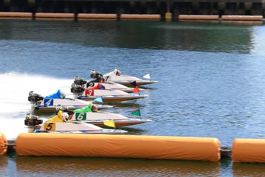 競艇で勝つためには展開を予想することが重要!展開パターンとコース別の必勝パターンを紹介